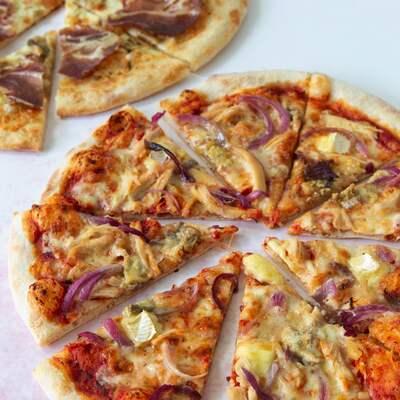 """Basilico Ltd Promo 2 x 18"""" Pizza"""