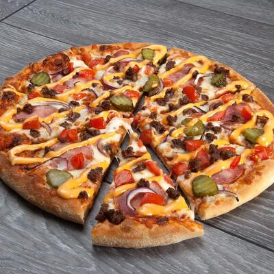 Pizza Time Any Pizza Any Size  £14.99