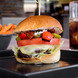 Online square mexican burger