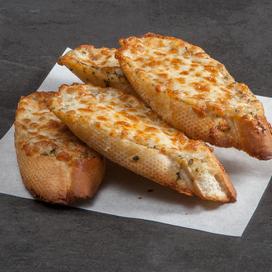 Pizza Time Cheesy Garlic Bread