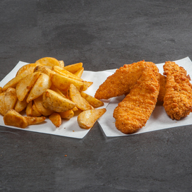 Pizza Time Hot & Spicy Dippers & Wedges Combo