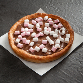 Pizza Time Marshmallow Pizza