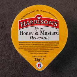 Pizza Time Honey Mustard Dip