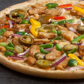 Pizza Time Sizzler Cajun Chicken