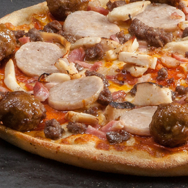 Pizza Time BBQ Meat Lover