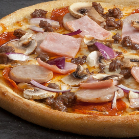 Pizza Time The Mighty Meat