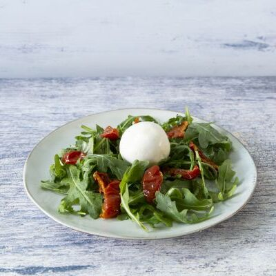 Basilico Ltd Burrata Salad