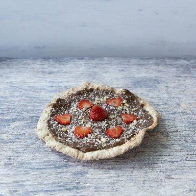 Basilico Ltd Nutella & Strawberry