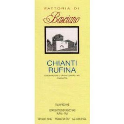 Basilico Ltd Chianti Rufina Fattoria di Basciano 2017 Tuscany