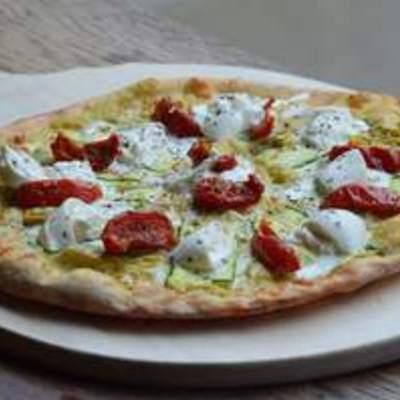 Basilico Ltd Zucchini, Artichokes & Burrata