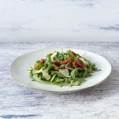 Basilico Ltd Vegan Rocket & Parmesana Salad