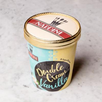 Nardini's Double Cream Ice Cream