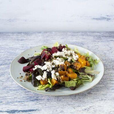 Basilico Ltd Vegan Quinoa Salad