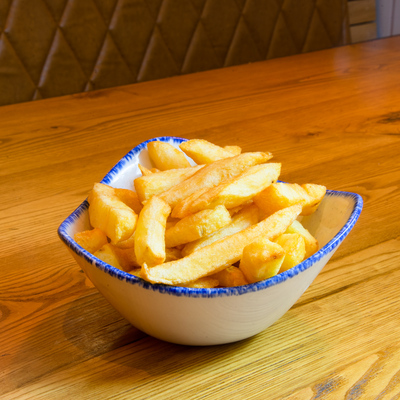 Berties Fish & Chips Twice Cooked Chips