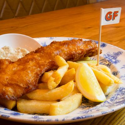 Berties Fish & Chips Gluten Free Battered Haddock