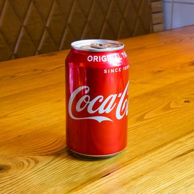 Berties Fish & Chips Coke