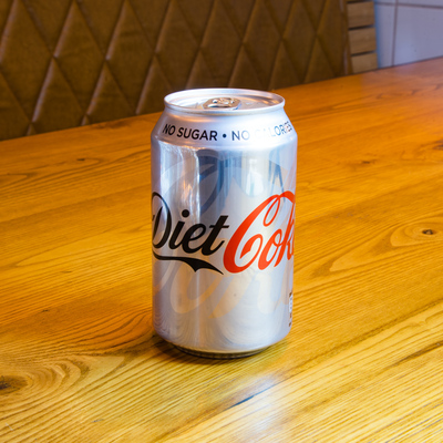 Berties Fish & Chips Diet Coke