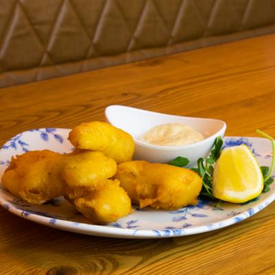 Berties Fish & Chips Fish Pakora