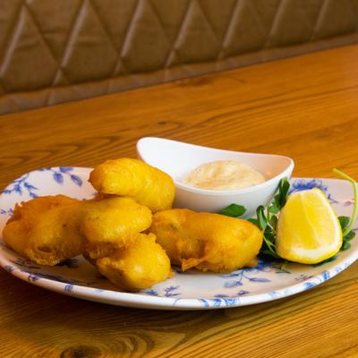 Berties Fish & Chips Gluten Free Fish Bites